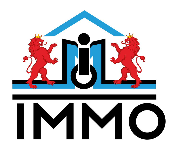 Immo Logo Black
