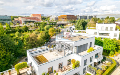 Appartement à vendre Duplex Penthouse Luxembourg Kirchberg